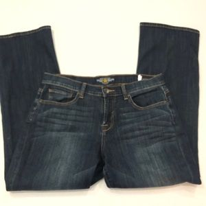 Lucky Brand Easy Rider HighRise Bootcut Size 12